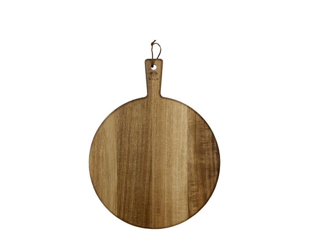 Bretti Ø: 35x45cm akacie viður