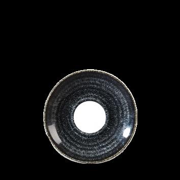 Undirskál 11,8cm espresso Homespun charcoal black