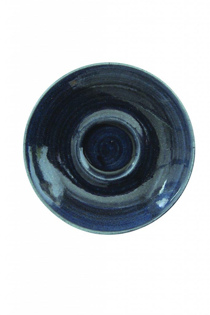Undirskál 15,6cm Monochrome sapphire blue