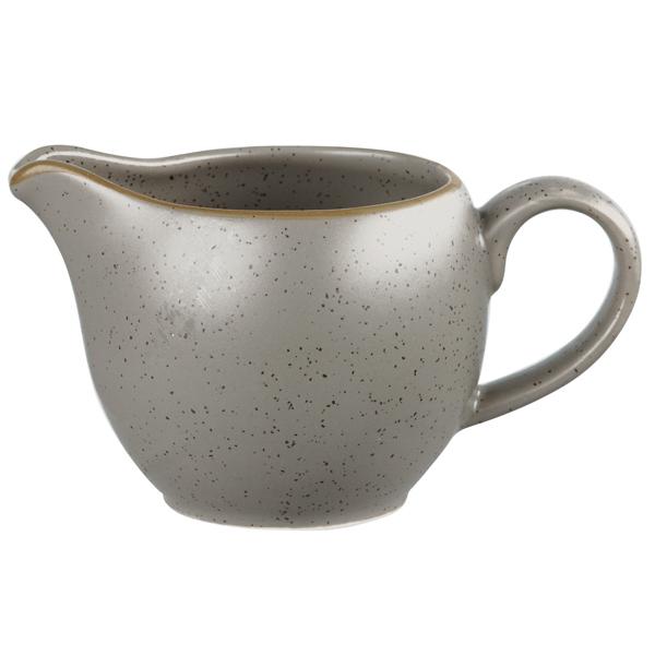 Kanna mjólkur 11,4cl Stonecast grey