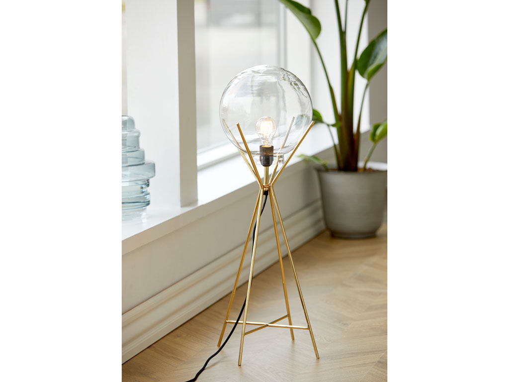 Lampi 80cm Knold gold