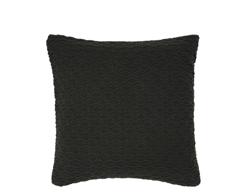 Púði 50x50 Deco knit sort
