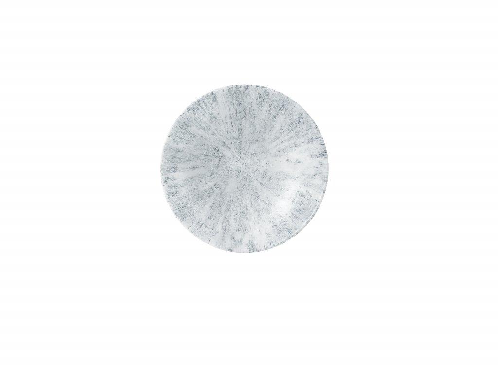Skál coupe 18,2cm StudioPrints Stone pearl grey