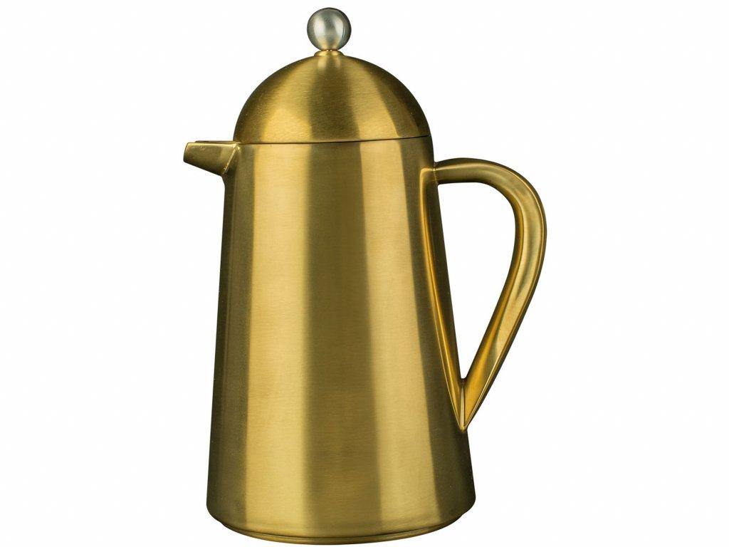 Pressukanna termo 8 bolla La Cafetière gold