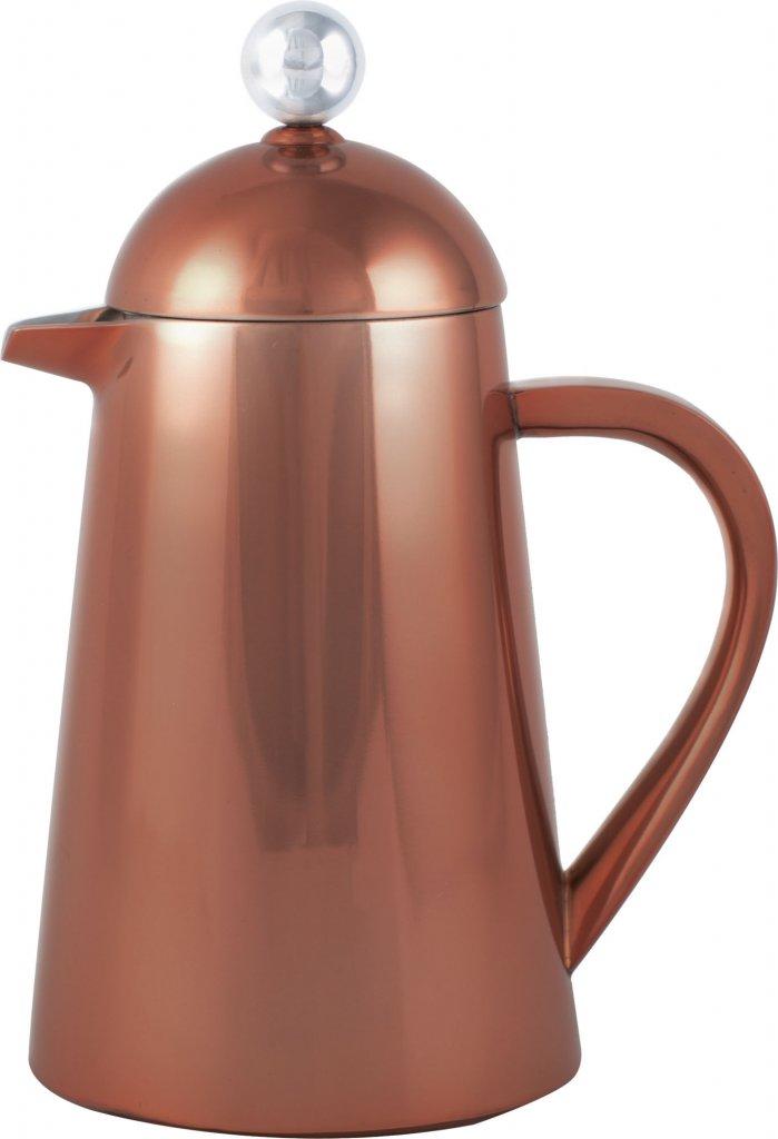 Pressukanna termo 8 bolla La Cafetière copper